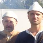 Modèles XIème, chapeaux en feutre