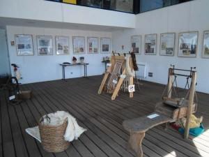 L'exposition au parc de la Bergere Bobigny 93 Atelier de Julie